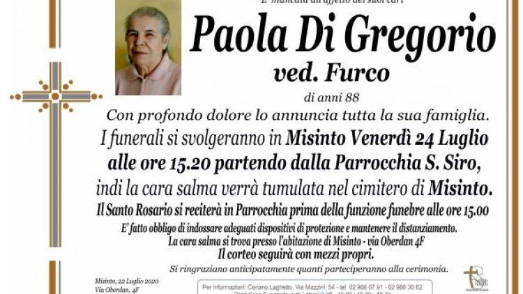 Di Gregorio Paola