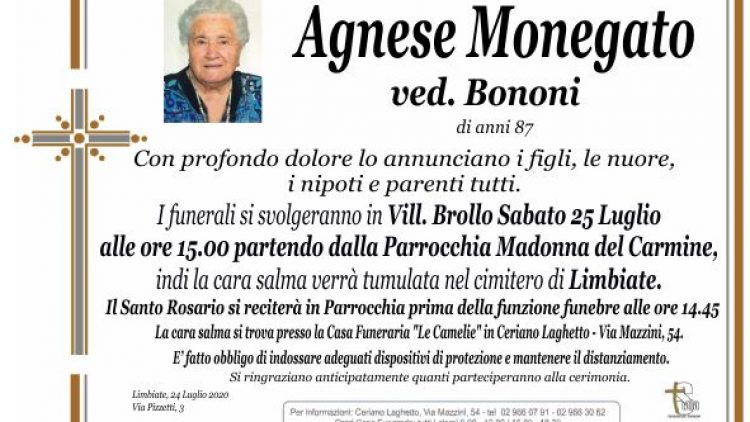Monegato Agnese