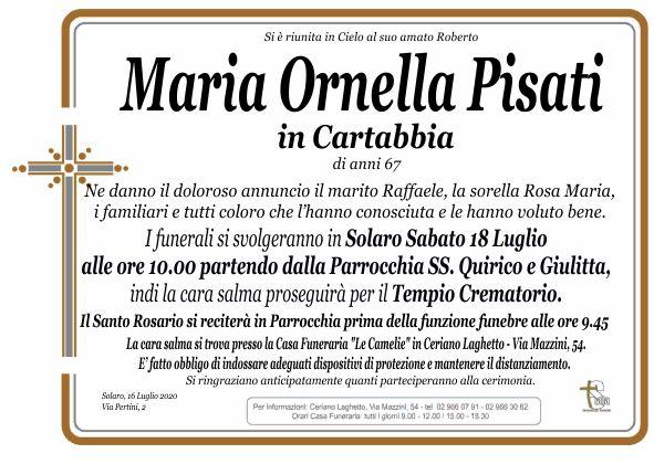 Pisati Maria Ornella