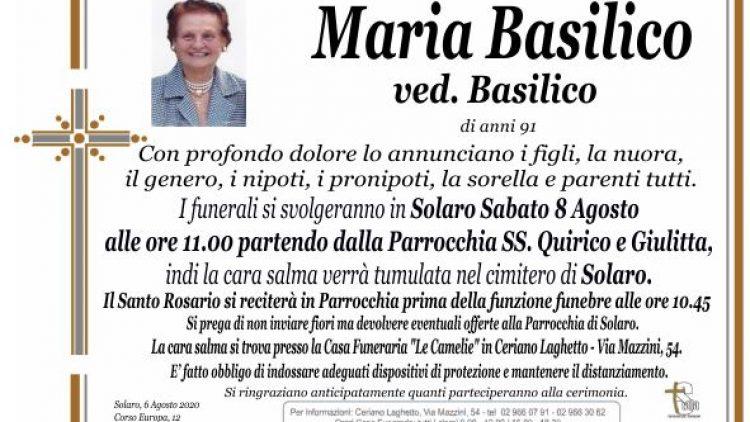 Basilico Maria