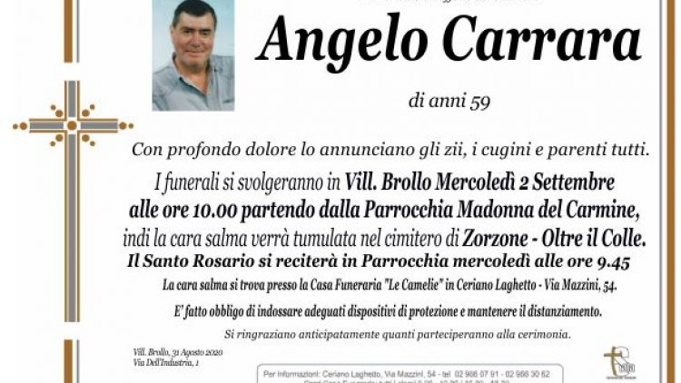Carrara Angelo