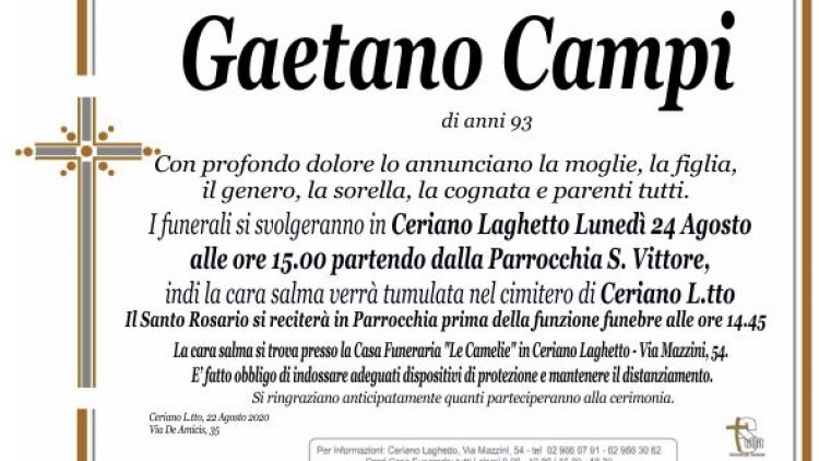 Campi Gaetano