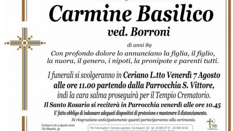Basilico Carmine