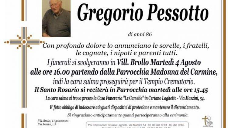 Pessotto Gregorio