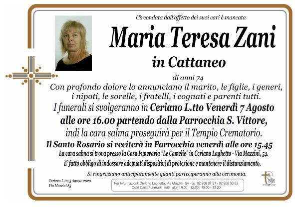 Zani Maria Teresa