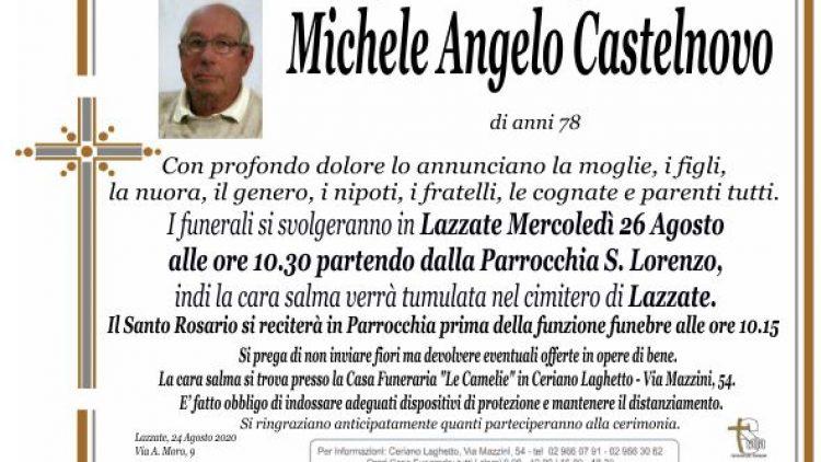 Castelnovo Michele Angelo