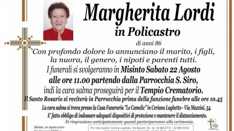 Lordi Margherita