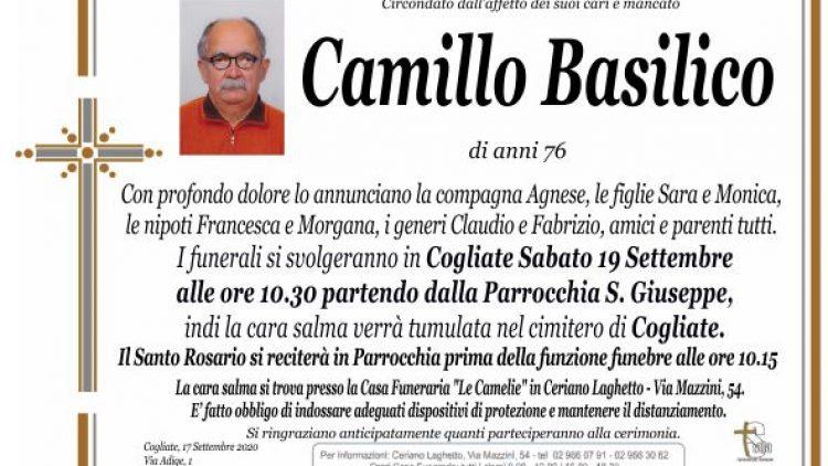 Basilico Camillo