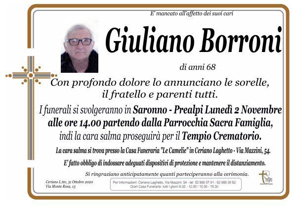 Borroni Giuliano