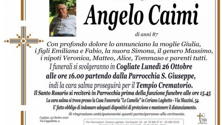 Caimi Angelo