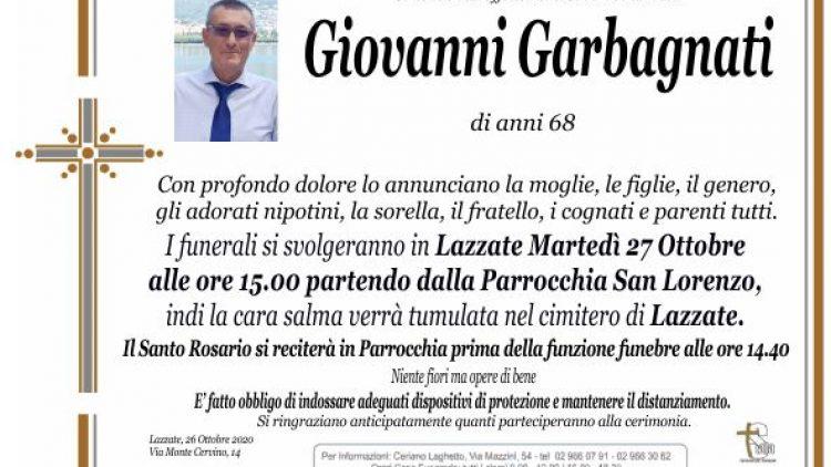 Garbagnati Giovanni