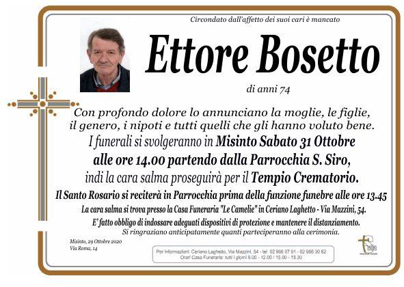 Bosetto Ettore