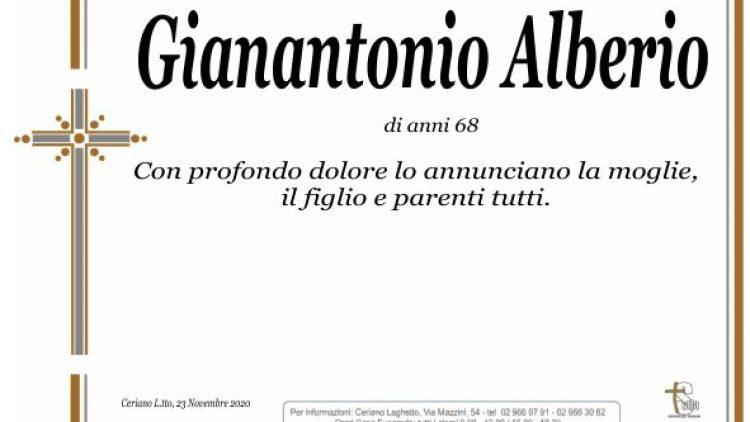 Alberio Gianantonio