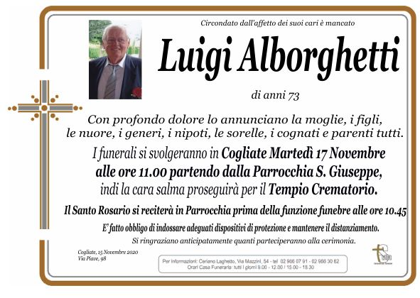 Alborghetti Luigi