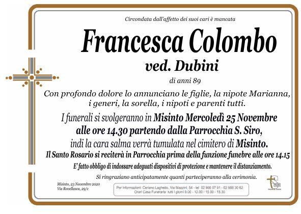 Colombo Francesca