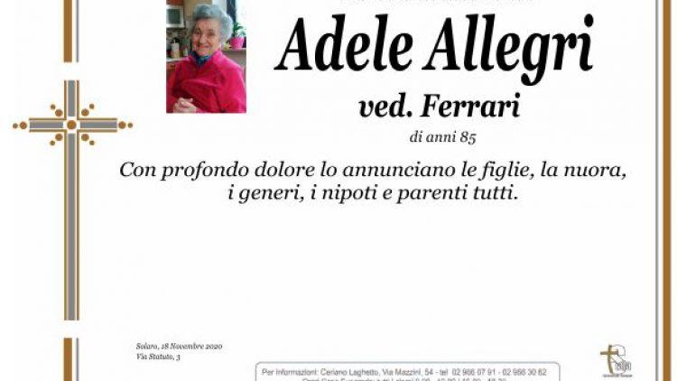 Allegri Adele