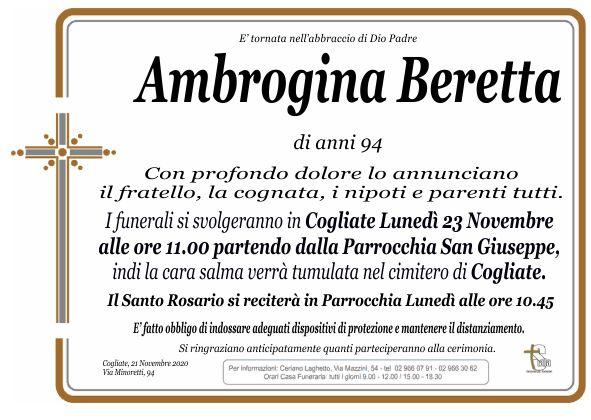 Beretta Ambrogina
