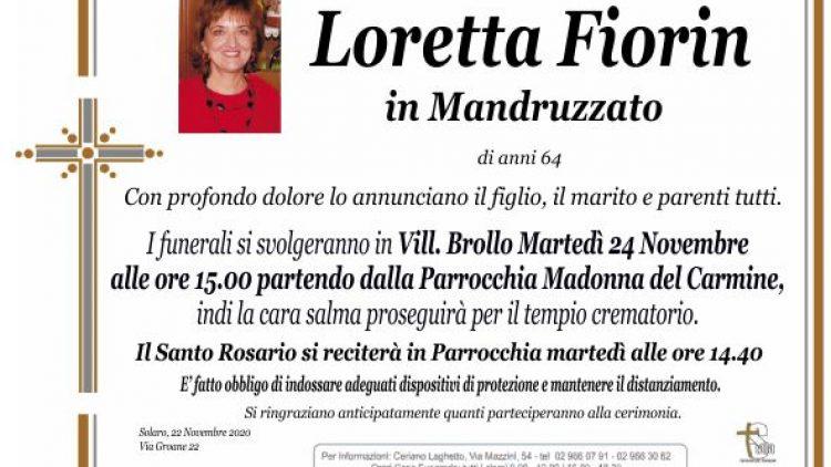 Fiorin Loretta