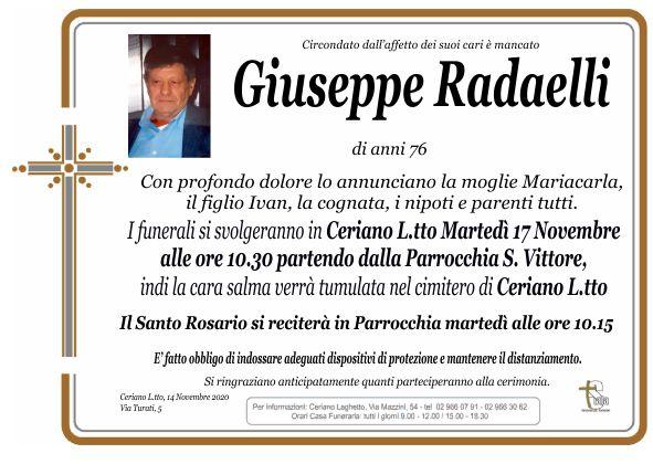 Radaelli Giuseppe