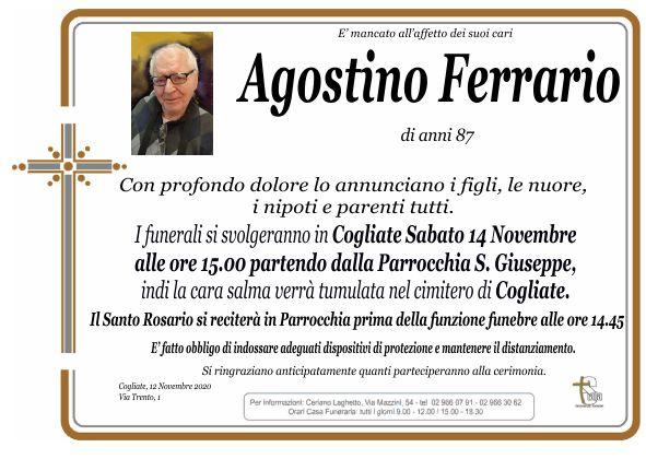 Ferrario Agostino