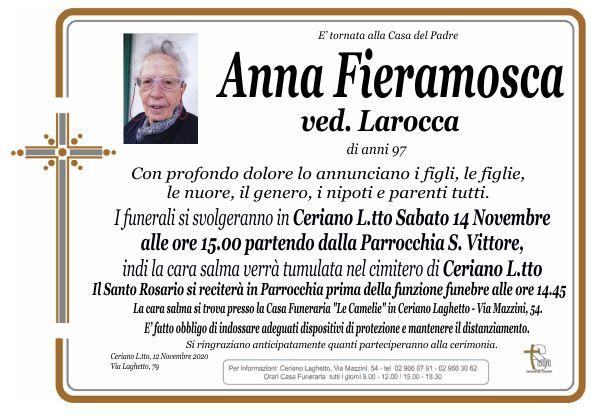 Fieramosca Anna