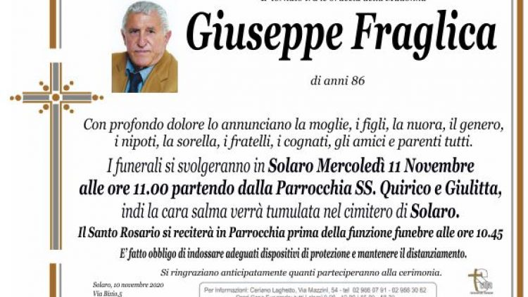 Fraglica Giuseppe