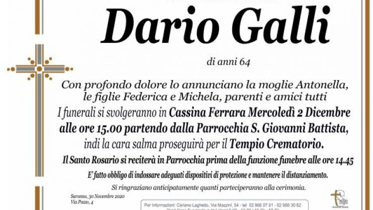 Galli Dario