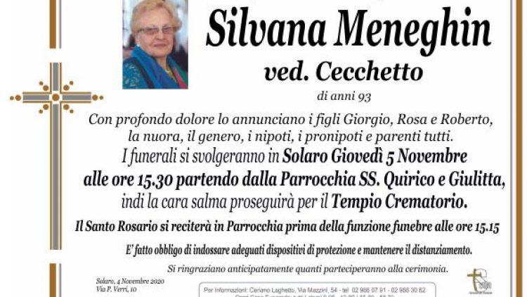 Meneghin Silvana