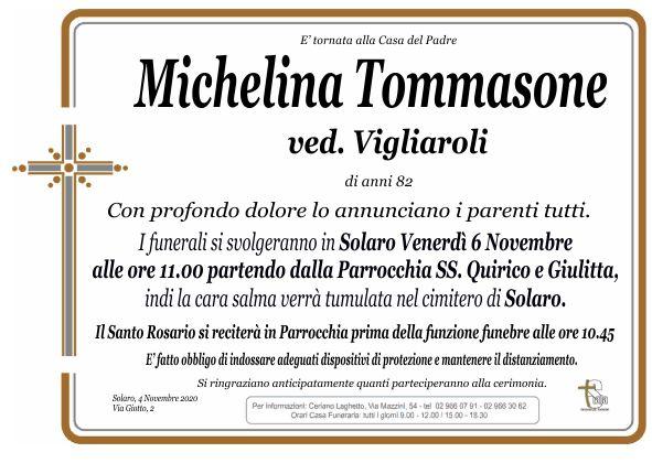 Tommasone Michelina