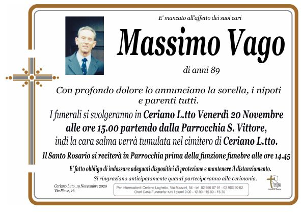 Vago Massimo