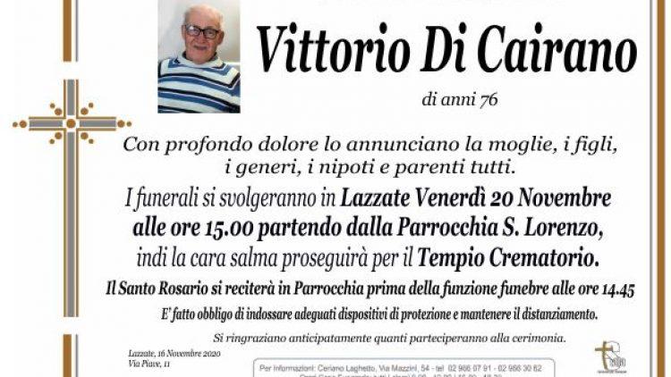Di Cairano Vittorio