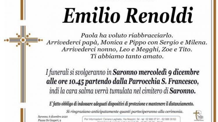 Renoldi Emilio