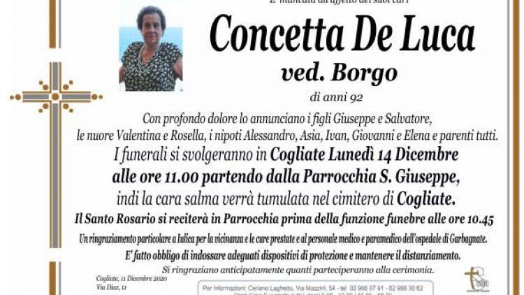 De Luca Concetta