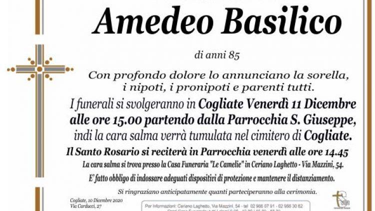 Basilico Amedeo