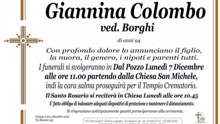Colombo Giannina