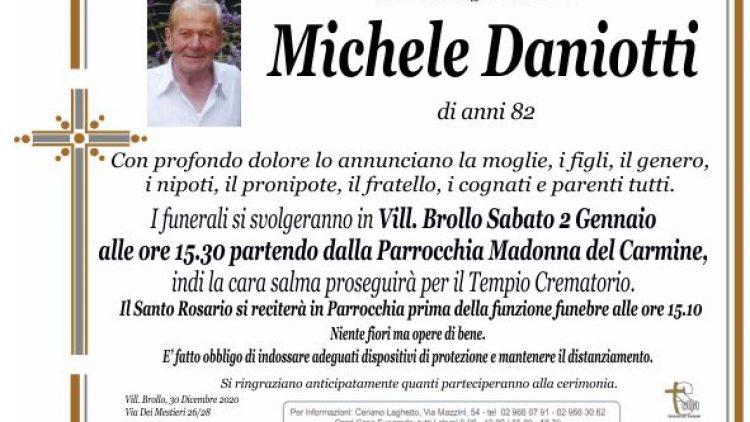 Daniotti Michele