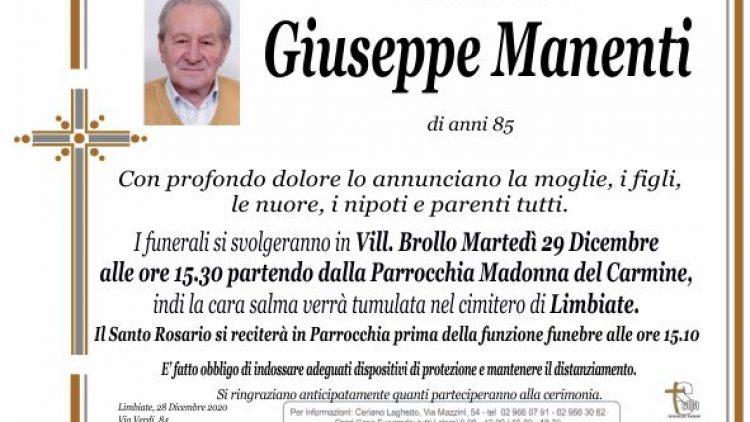 Manenti Giuseppe