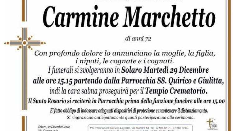 Marchetto Carmine