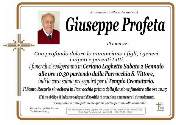 Profeta Giuseppe