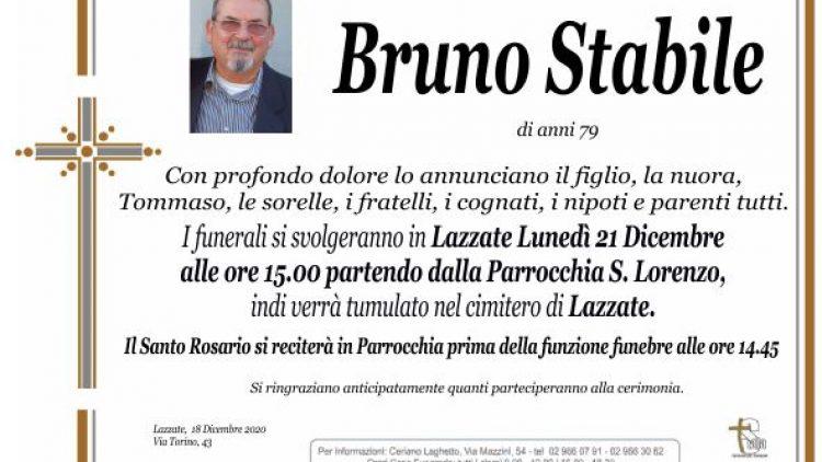 Stabile Bruno
