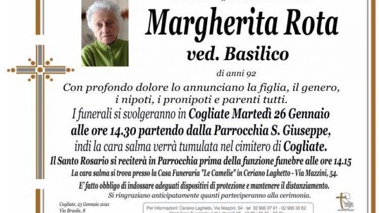 Rota Margherita