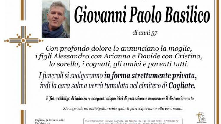Basilico Giovanni Paolo
