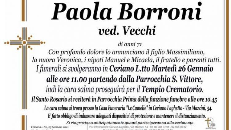 Borroni Paola