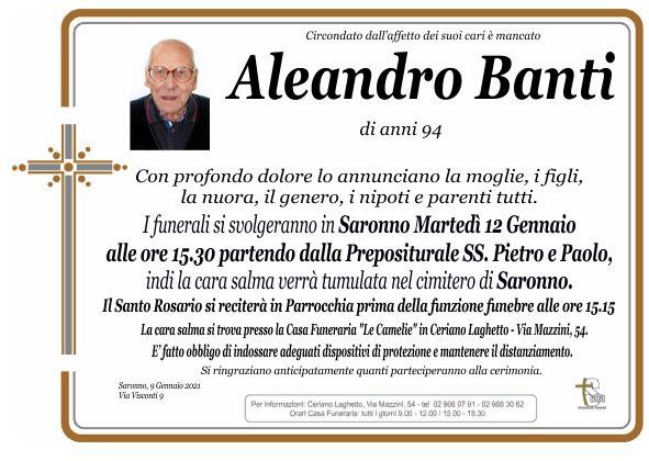 Banti Aleandro