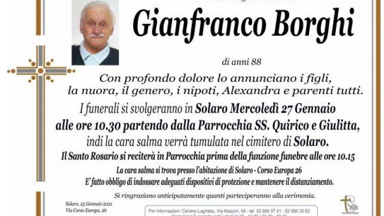 Borghi Gianfranco