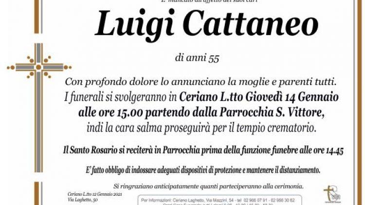Cattaneo Luigi