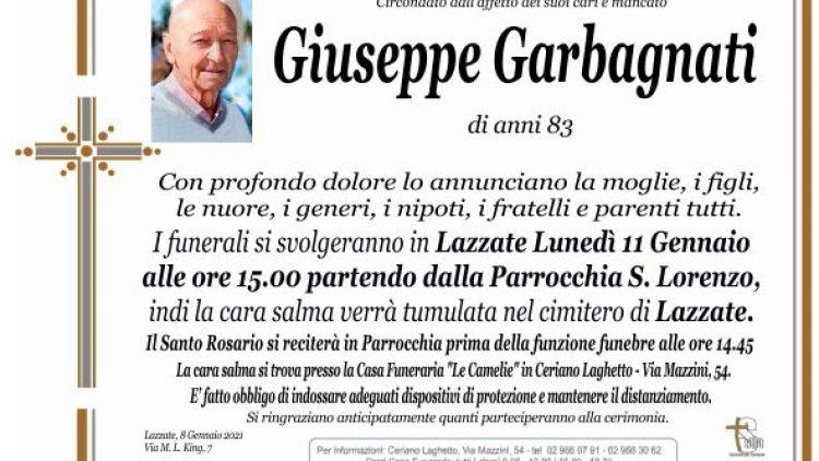 Garbagnati Giuseppe