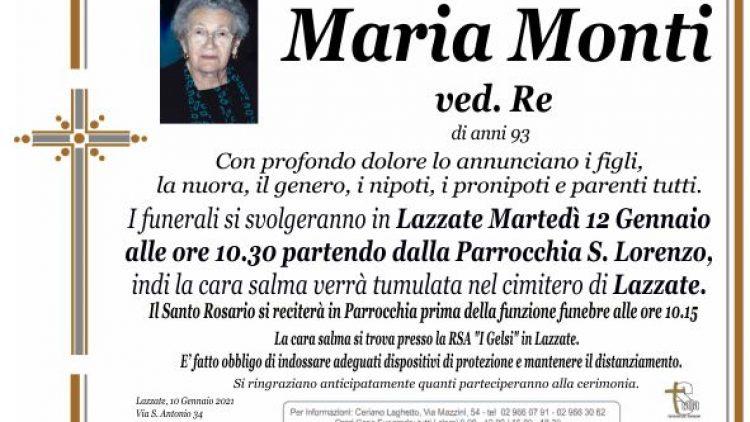 Monti Maria