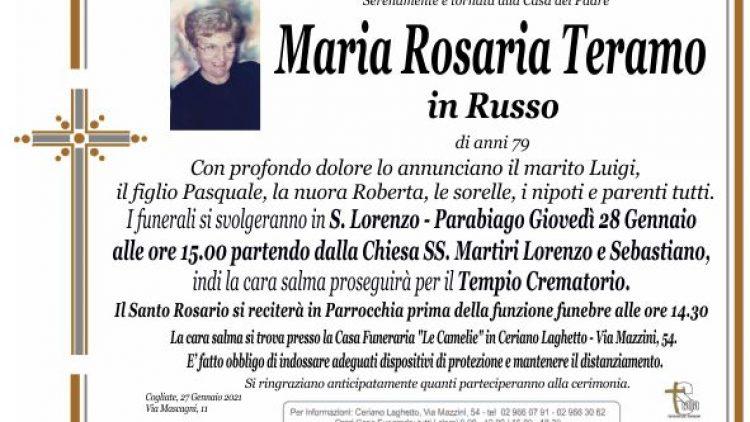 Teramo Maria Rosaria