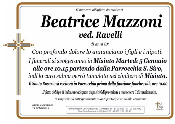 Mazzoni Beatrice